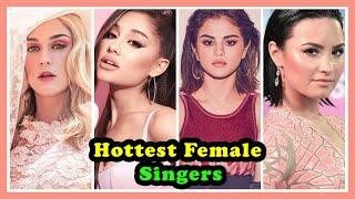 Top 10 Most Beautiful Female Singers in the world 2020(Beautiful Female Singers)