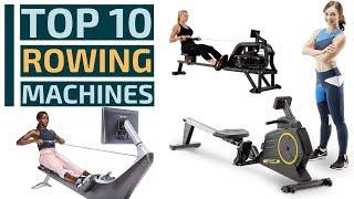 Top 10: Best Rowing Machines for 2020 / Home Gym, Full Body Fitness, Workout Equipment