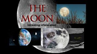 THE MOON || Top 10 intresting information about the moon || #THE MOON || #trending....