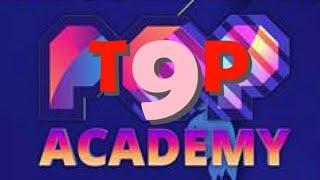 Top 9 Besar Pop Academy 2020 Indosiar | Pembagian Group