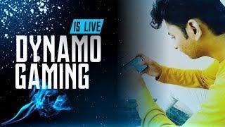 PUBG MOBILE LIVE WITH DYNAMO   FACE CAM + HAND CAM STREAM   BOHOT HARD