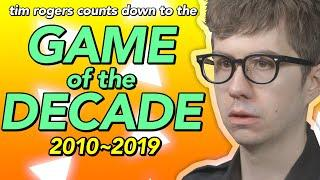 Tim Rogers Presents The Games Of The Decade 2010~2019 | Kotaku