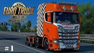 #1★Euro Truck Simulator 2 ★ La Multi Ani 2k20 !!!