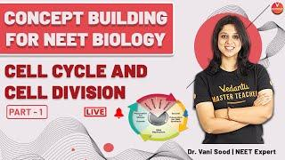 Cell Cycle and Cell Division Part -1 | Class 11 NEET Biology | NEET 2020 | Vedantu