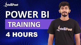 Power BI Training | Learn Power BI | Power BI Full Course | Intellipaat