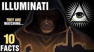 10 Surprising Facts About The Illuminati