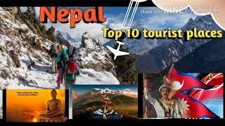 Top 10 place visit in nepal