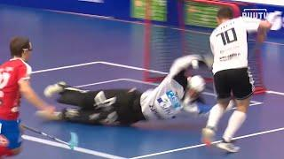 Saves of the Month - F-Liiga (September 2020)