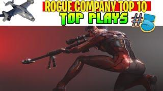 ROGUE COMPANY TOP 10 PLAYS/CLUTCH MOMENTS - Rogue Company Top Plays - WEEK #3