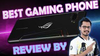 MY NEW GAMING PHONE | ASUS ROG PHONE 2 | BEST MOBILE PHONE FOR GAMING AND STREAMING | KRONTEN GAMING