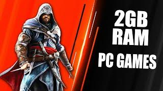 Top 10 Best Games For 2GB Ram Low End PC   Intel HD Graphics   2020 #2