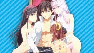 Top 10 Harem Anime Where Many Girls Are Obsessed With The Main Character   Anime Connect