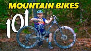 Mountain Bikes 101 - Questions you were too embarrassed to ask