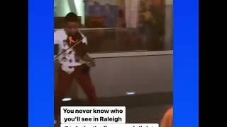 """Closer"" -The Chainsmokers -(violin) Tyler Butler-Figueroa street performing 2019 #AGTChampions #AGT"