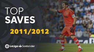 TOP 20 SAVES LaLiga Santander 2011/2012