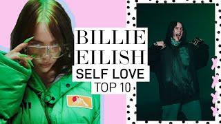BILLIE EILISH'S TOP 10 RULES FOR SELF LOVE