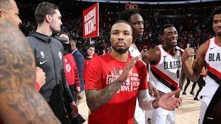 Damian Lillard 51 Points Gets MVP Chants vs Jazz! 2019-20 NBA Season