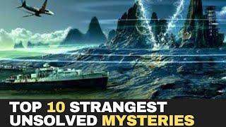 Top 10 Unexplained Mysteries of the World / Book