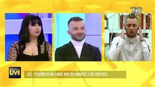Genta Gjalpi e Big Brother, kam kaluar depresion të rëndë - Shqipëria Live, 4 Mars 2020