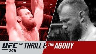 UFC 246: The Thrill and the Agony - Sneak Peek