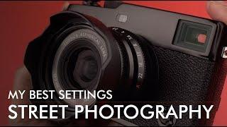 My BEST Street Photography Settings // The HOW And WHY Behind My Street Work