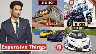 10 Most Expensive Things Sushant Singh Rajput Owns - MET Ep 4
