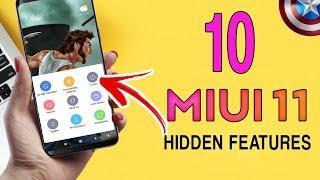 TOP MIUI 11 HIDDEN FEATURES | MIUI 11 Tricks | Redmi Note 7 Pro