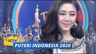 Pengumuman Top 11 Puteri  Indonesia 2020
