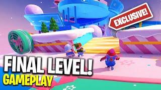 NEW *FINAL LEVEL* GAMEPLAY is CRAZY!! | Fall Guys Funny Daily Moments & WTF Highlights #116
