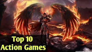Top 10 Action Games For Android 2020//Best Action Games