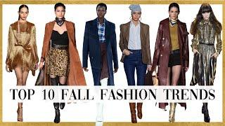 TOP 10 FALL TRENDS 2020