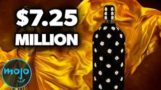 Top 10 Rarest Alcohol In the World