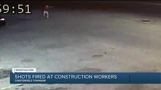 Man allegedly opened fire on construction workers who told him to stop arguing with woman