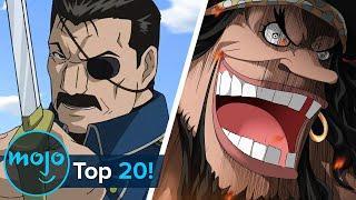 Top 20 Anime Villains of the Century (So Far)