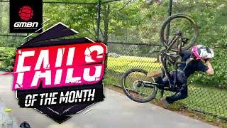 The Craziest Mountain Bike FAILS OF The Month! | GMBN FAILS June 2021