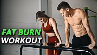 Burn FAT with this Calisthenics Workout (10 min. follow along)