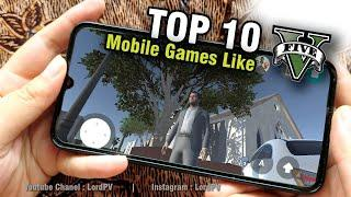 TOP 10 ANDROID/IOS GAME LIKE GTA V 2020 [Download Link]