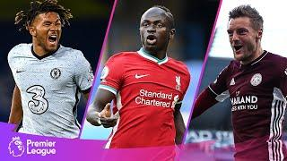 James ROCKET, Liverpool link-up, Vardy flick | Best Premier League Goals | September
