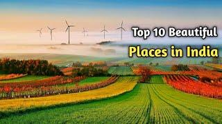 Top 10 Beautiful Places to visit in India | Travel Places | 2020