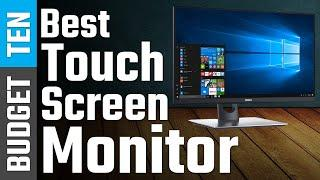 10 Best Touch Screen Monitor 2021 (Budget , Portable & Gaming Full HD Touchscreen)