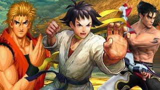 Top Ten Karate Fighting Game Characters