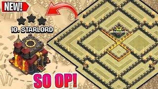 NEW TH10 WAR BASE WITH REPLAYS AND LINK 2019! TH10 ANTI 3 STAR WAR BASE!! - CLASH OF CLANS(COC)