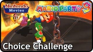 Mario Party 9 - Choice Challenge (2 Players Master Difficulty)