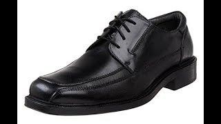 Top 10 Best Black Dress Shoes for Work in 2020 Reviews