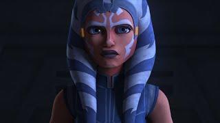 Final Hour before Order 66 in Star Wars The Clone Wars - Season 7