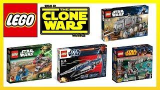 TOP 10 LEGO Star Wars: The Clone Wars Sets
