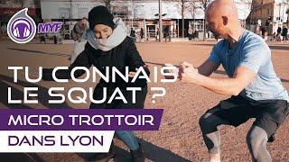 Comment faire un Squat ? #microtrottoir