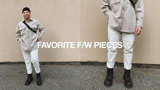 My Favorite Fall/Winter Pieces | Men's Fashion Essentials