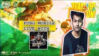dynamo gaming live - pubg mobile live with dynamo | hydra dynamo hunting for chicken dinners