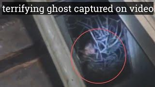 WARNING! terrifying ghost captured on video!